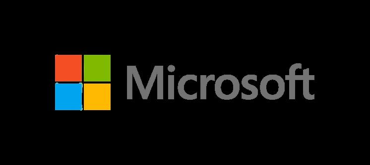 Microsoft no background
